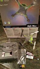 Heli-Max 1Si ReadyToFly Quadcopter, Drone + Video Camera, Auto Return HMXE0832