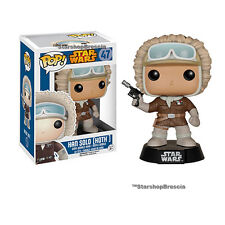 POP! Star Wars #47 - Han Solo Hoth Outfit Exclusive Bobble-Head Figure Funko