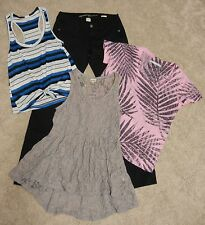 Wet Seal - Maurices - Mudd - Arizona Jean Co. Juniors Shirts Pants Lot Size S