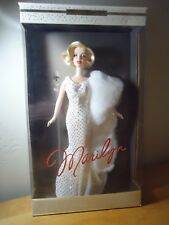 Marilyn Monroe, Barbie,Timeless Treasures from Mattel Collector Edition 2001 NEW