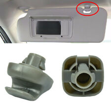 New 2x Sun Visor Support Retainer Clip For Honda CR-V Civic Accord Odysse2