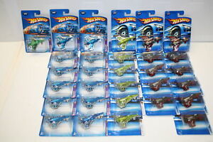 Hot Wheels Poison Arrow 2005 First Editions X-Raycers Collector Lot of 30 New