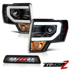 09-14 F150 FX2 Third brake light projector headlights LED Neon Tube Brightest