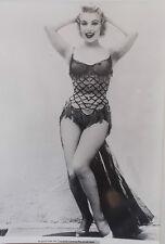 "Ancienne Photo de presentation du  Film "" Bus Stop "" , Marilyn Monroe , Vintage"
