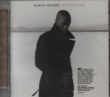 SIMON WEBBE No worries 3 TRACK CD NEW - NOT SEALED