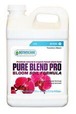 Botanicare Pure Blend Pro Bloom Soil Nutrient 1-4-5 Formula, 2.5-Gallon