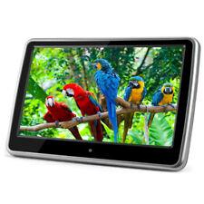 10.1 inch HD Touch Screen Car Headrest Monitor DVD Player USB/Game IR/FM
