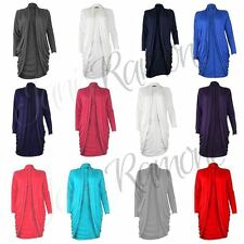 Viscose Long Jumpers & Cardigans for Women without Fastening