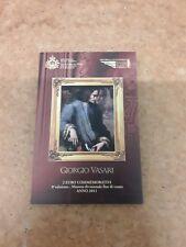 2 EURO SAN MARINO 2011-Giorgio Vasari Moneta commemorativa-spedizione gratis in UK