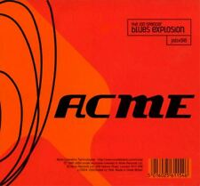 THE JON SPENCER BLUES EXPLOSION acme (CD album) blues rock, experimental