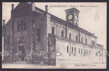 ALESSANDRIA CITTÀ 138 Cartolina Edizione B. TASSO