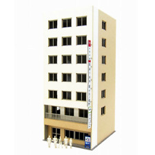Paper Craft Sankei MP01-140 Building D 1/220 - Z