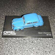Modellauto 1:43 Opel Olympia 1951-53