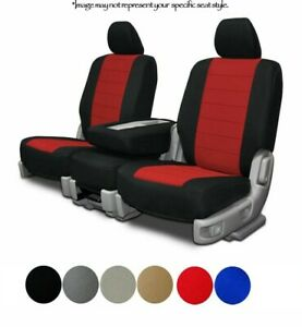 Custom Fit Neoprene Seat Covers for Geo Tracker