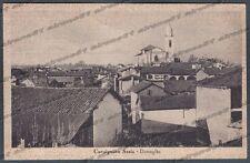 NOVARA CARPIGNANO SESIA 12 Cartolina viaggiata 1943