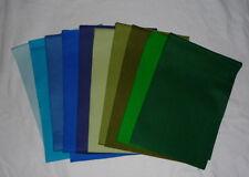 100 % Wollfilz, blau , grün und schwarz, Farbauswahl, , Bastelfilz, Filz