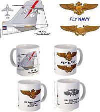 """VA-176 """"Thunderbolts"""" A-6 Intruder Mug"""