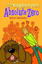 Absolute Zero (Bagthorpes), By Helen Cresswell,in Used but Acceptable condition