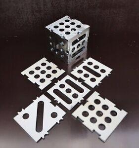 Weld True - PRO 100x100 CUBE Modular Square Fixture Welding Table