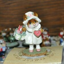 Wee Forest Folk Mouse Daisy Dress-Up Patriotic 4th of July