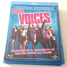 VOICES – PITCH PERFECT (2012) FILM BLU-RAY NOLEGGIO SPED GRATIS SU + ACQUISTI!!