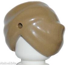 LEGO® Turban Kopftuch Kopfbedeckung Zubehör für Figur dunkelbeige 40235 NEU