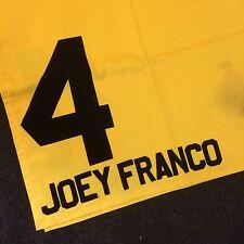 JOEY FRANCO Saddle Cloth Potrero Grande BC Handicap Santa Anita Park - 2nd Place