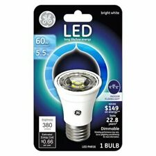 GE LED Indoor Floodlight Bulb 5.5 Watt 60 W Replacement Bright White Dimmable