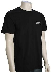 Hurley Everyday Washed One and Only Boxed T-Shirt - Black - New