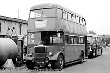 Smith, Reading JUG623 Leyland PD1 Bus Photo Ref P735