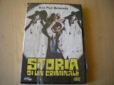 Storia di un criminalejean paul belmondo russieres shimkus DVD  lingua italiano