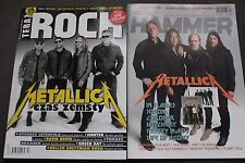 Teraz Rock 12/2016 Metallica + Metal Hammer 12/2016 Metallica - Polish Magazines