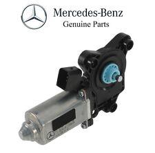 Mercedes W203 W215 W220 C240 Front Driver Left Window Motor Genuine 2208204642