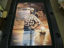 One Sheet Movie Poster The River Rat 1984 Tommy Lee Jones Brian Dennehy