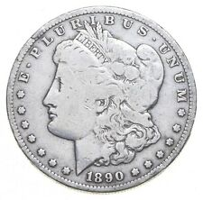 1890-O Morgan Silver Dollar - US Coin *306