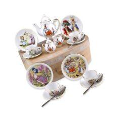 Basket Porcelain Dinnerware for Children
