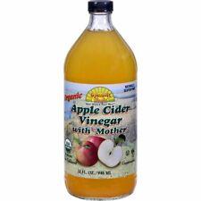 Dynamic Health Organic Cidre Avec Mère 946ml/32oz bouteille en verre