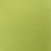 LIME GREEN HEAVY DUTY UPHOLSTERY FAUX LEATHER/ VINYL FABRIC LEATHERETTE
