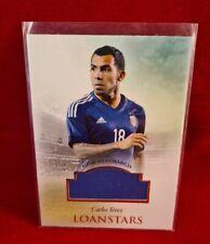 Futera Unique FCF Exclusive Loanstars Carlos Teves 2015 Mint 15/27