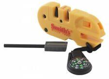 Smith's Abrasives Pocket Pal X2 Sharpener & Outdoor Survival Hunting Tool #50364