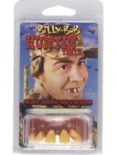 LICENZA UFFICIALE Billy Bob Hillbilly Costume DENTI o zombie NUOVO