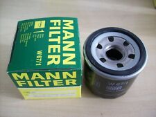 Kraftstofffilter Dieselfilter Mann Filter W67/1 Kubota KW41