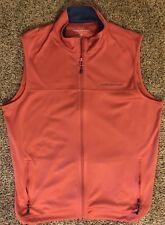 Vineyard Vines Pink Vest Womens Size Med Very Nice
