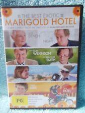 THE BEST EXOTIC MARIGOLD HOTEL JUDI DENCH,BILL NIGHYDEV PATEL PG R4