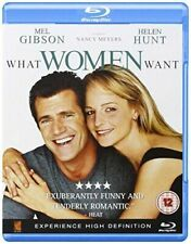 What Women Want 5051429700144 With Mel Gibson Blu-ray Region B