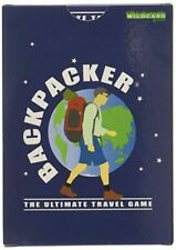 Wildcard Games Backpacker The Ultimate Travel Game