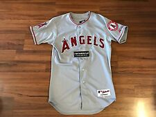 Majestic Los Angeles Angels Authentic Grey On Field Jersey Mens Sz 40 NEW!!!