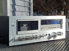 Pioneer Ct-F650 Stereo Cassette Tape Deck - Pro Tech Serviced/Video Demo