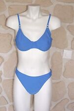 maillot de bain bleu neuf  taille L marque Ocean Blue