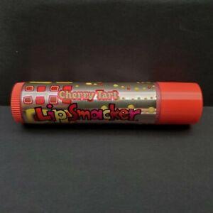 BONNE BELL Lip Smacker Lip Balm  -  Cherry Tart  -  NEW See Note